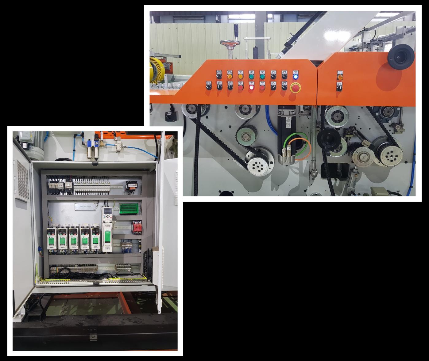 Control Techniques Servo Malaysia | Unidrive Servo Malaysia | Machine servo drives malaysia
