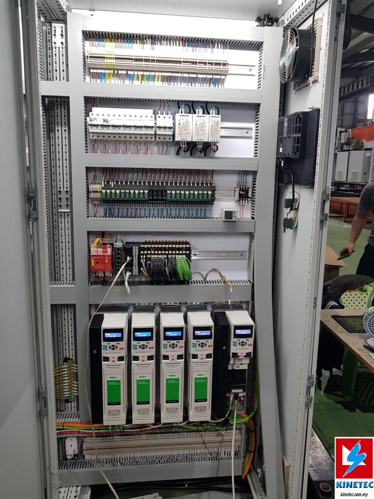 Inverter PLC Automation Malaysia