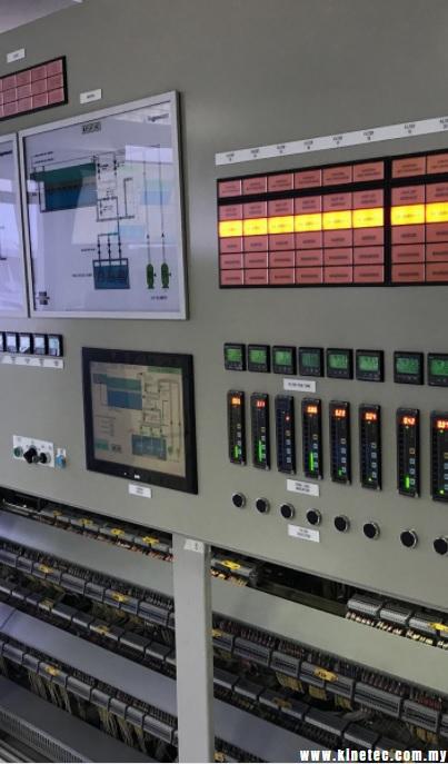 PLC HMI Motor Drives Control Panel Malaysia