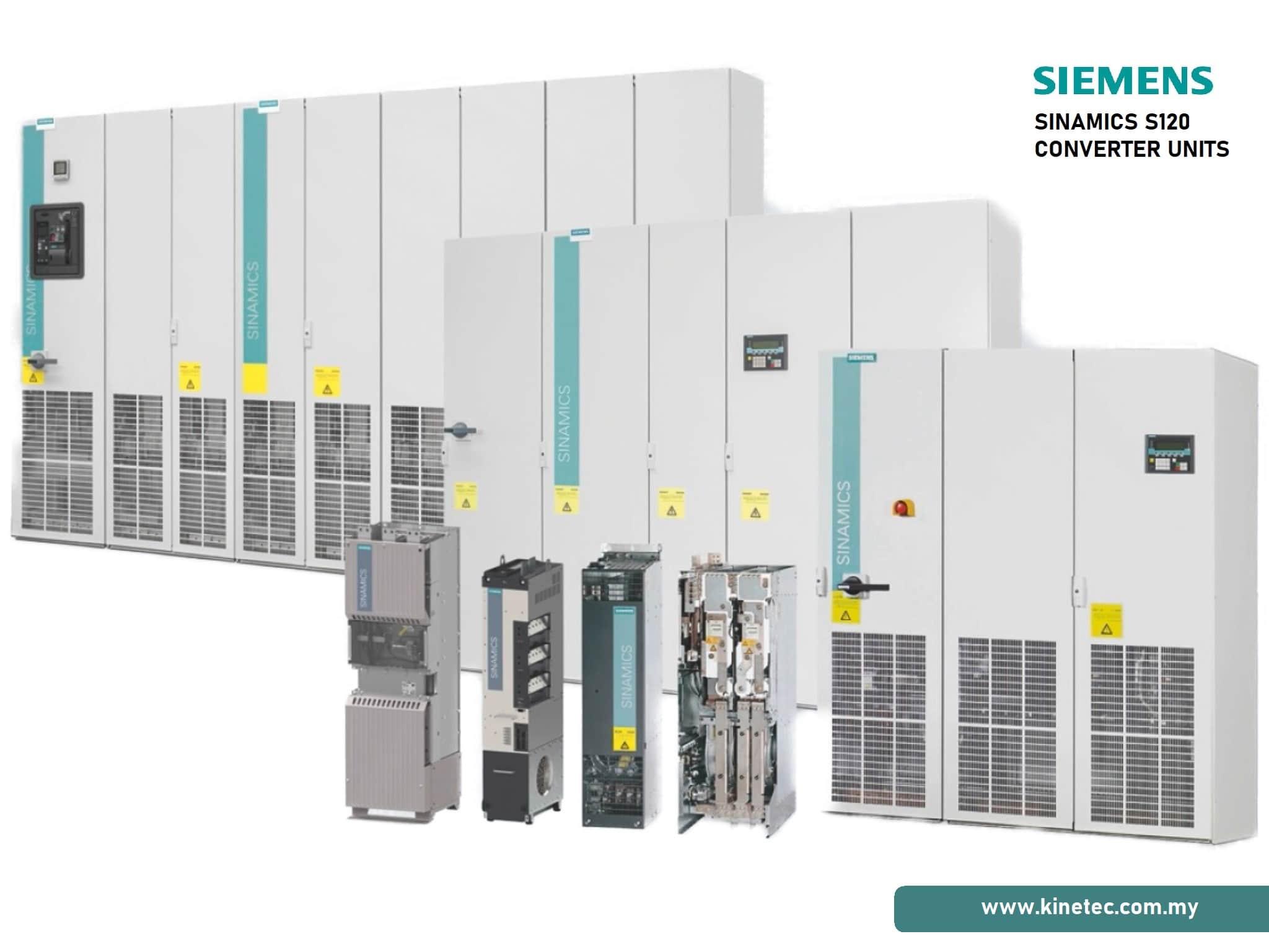 Siemens Sinamics Motor Module Malaysia | Siemens Sinamics S120 Malaysia