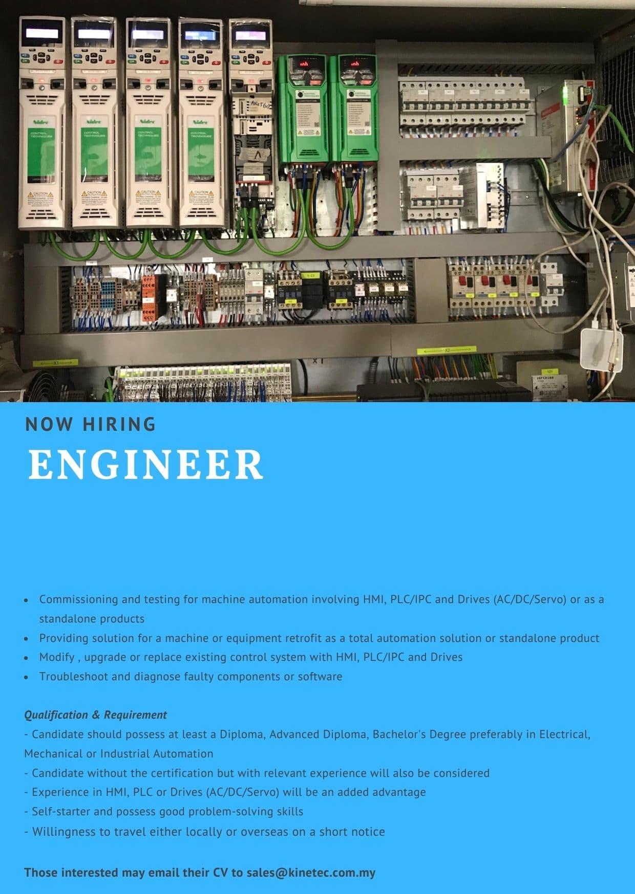 AC Servo Drives Malaysia | PLC Control Malaysia | Machine Automation Malaysia